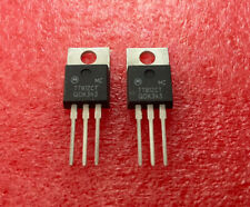 Mct7812ct 12v Regulator Positive 1 Amp To 220 Motorola Lot Of 2