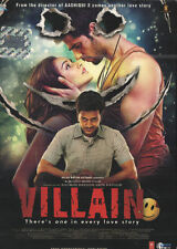 Ek Villain (Hindi DVD) (2014) (English Subtitles) (Brand New Original DVD)