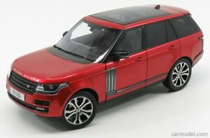 LAND ROVER RANGE SV AUTOBIOGRAPHY DYNAMIC 2017 SCALA 1/18 LCD-MODEL LCD18001RE