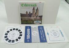 ECHTERNACH & LA VALLEY DE LA SURE VINTAGE VIEWMASTER REEL SET LUXEMBOURG C380*