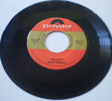 """MARK DINNING  7""""45 - TEEN ANGEL b/w BYE NOW BABY -  BAND OF GOLD SERIES - USA"""
