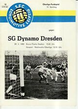 OL 79/80 1. FC Lok Leipzig - SG Dynamo Dresden