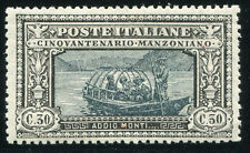 ITALY ~ #167 Beautiful Mint Never Hinged Issue FISHING SCENE BOAT ~ S5425