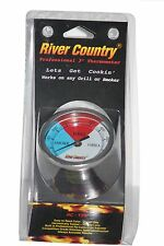 "3"" RCT3W BBQ CHARCOAL GAS ELECTRIC GRILL SMOKER PIT THERMOMETER ADJUSTABLE"