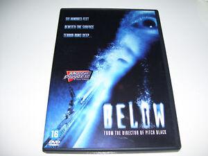 BELOW  (  MOVIE DVD 2003 )