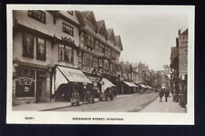 Staffs STAFFORD Greengate St early RP PPC