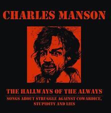 Charles Manson - The Hallways Of The Always ++ LP ++ NEU !!