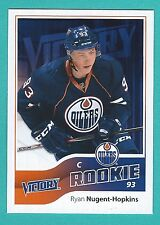 2011-12 Upper Deck Victory #289 Ryan Nugent-Hopkins (Rookie)