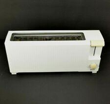 KRUPS Toaster Toastronic Deluxe Long Slot Type 117 Quartz Tube Heating Elements