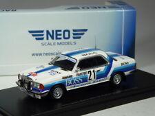 (KI-10-21) Neo Scale Models Mercedes 280 CE Rallye Monte Carlo 1:43 in OVP