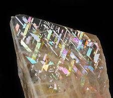 2cm RAINBOW LATTICE SUNSTONE from Australia - Beautiful Rare New Find 36499