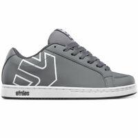 Etnies Men's Kingpin 2 Low Top Sneaker Shoes Gray/White Footwear Skateboardin...