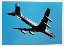 BOAC Boeing 707 postcard