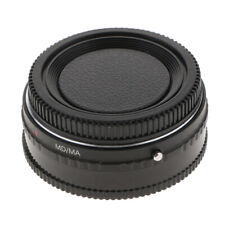 Adapter for Minolta MD Lens to Sony Alpha AF MA Focus to  w/ Glass