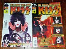 KISS #3 & #4, (2002, Dark Horse): Free Shipping!