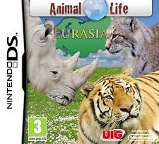 Animal Life Eurasia GIOCO DS DS DS LITE 3 DS 2 DS DSI 3 DS XL