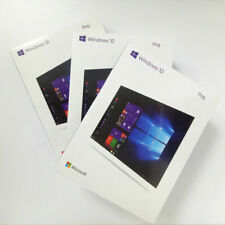 Genuine Retail Windows 10 Pro Professional Activation Key Product Code 32 64Bit