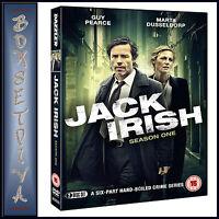 JACK IRISH - BLIND FAITH - COMPLETE SERIES 1 *BRAND NEW DVD***