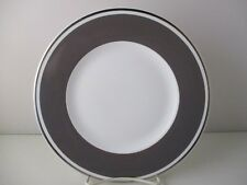 "VILLEROY BOCH ANMUT MY COLOUR ROCK GREY SALAD PLATE- 8 1/4"" -1404H"