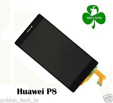 For Huawei P8 LCD Display Digitizer Replacement Black Replacement New