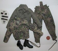 "Dragon 1/6th WW2/WWII German Tank Crews Uniform ""Hugo R"""