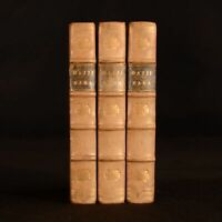 1824 3vols The Adventures of Hajji Baba of Ispahan Morier 1st Ed Uncommon