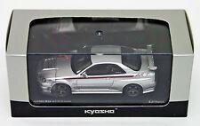 Kyosho Original K03383S NISMO R34GT-R S-TUNE 1/43 scale