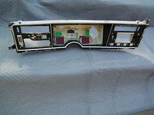 1976 Olds Delta 88 Royale Instrument Cluster Bezel-GM#8987074 OEM
