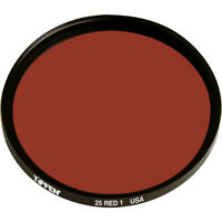 Tiffen 58mm Red 25 Filter **AUTHORIZED TIFFEN USA DEALER**
