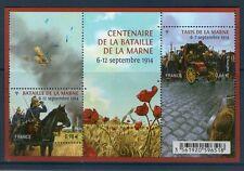 FRANCE FEUILLET F4899 NEUF XX - CENTENAIRE DE LA BATAILLE DE LA MARNE