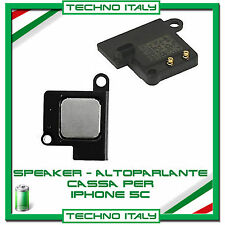SPEAKER ALTOPARLANTE AURICOLARE CASSA EAR RICAMBIO SUPERIORE per IPHONE 5C AUDIO