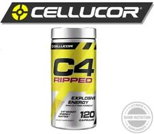 C4 Ripped Pre Workout & Thermogenic 120 Capsules
