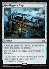 [1x] Grafdigger's Cage [x1] Modern Masters 2017 Edition Near Mint, English -BFG-