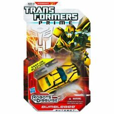 TRANSFORMERS PRIME BUMBLEBEE ROBOTS IN DISGUISE DELUXE CLASS SEALED NEW
