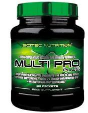 MULTI PRO PLUS 30 PACKS SCITEC NUTRITION multivitaminico vitaminas y minerales