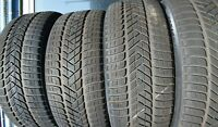 4x Pirelli Reifen 255 45 19 104v M+S Winterreifen Reifen Sottozero3 2019 6mm