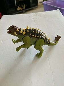 """Euoplocephalus Dinosaur Jointed Action Figure 6"""" Long Collectible Prehistoric"""