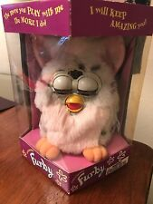 Gray Furby, Model 70-800 1998, Never been opened