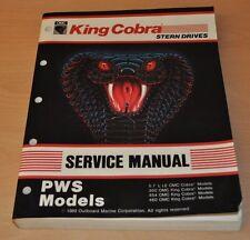 Force Outboards 150 PS A Modelle 1989 - 1991 Außenbordmotor Werkstatthandbuch