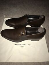 John Galliano Moccasins Made In Italy Size 10.5US/43UE