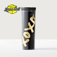 Starbucks XOXO Acrylic Badge Tumbler, PLACEHOLDER 16 oz, 454ml