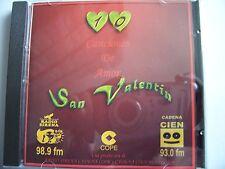 10 CANCIOES De AMOR SAN VALENTIN- CD - VARIOUS ARTISTS