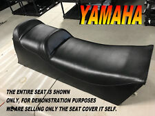 YAMAHA VENTURE 1991-96 2up seat cover VT480 GT XL TR 480 all black 983B