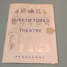1953 The Moon is Blue London Duke of York's Theatre Playbill + Ticket Diana Lynn