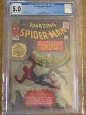 Amazing Spider-man 7 CGC 5.0