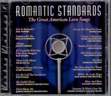 Romantic Standards - The Great American Love Song - Played by the Greats
