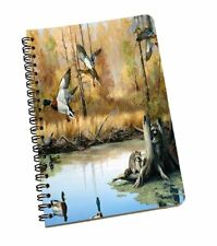Nature Printed Notebook Multi-Color Journal Diary Notebook Gift For Student