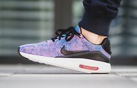 MENS NIKE AIR MAX MODERN FLYKNIT TRAINER UK8/8.5/9, 876066 401 Photo Blue
