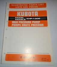 antique vintage manuals in brand kubota compatible equipment make rh ebay com