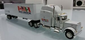 PETERBILT 379 CONVENTIONAL SEMI BORDER CARRIER 1/64 LIMITED EDITION DIECAST